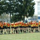 Rocce Rugby - Saluto iniziale - ph. Marco Pinetti