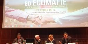 All'incontro su Agromafie ed Ecomafie il viceministro Olivero ha illustrato gli indirizzi del Governo