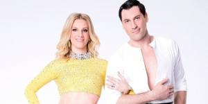 Heather Morris & Maksim Chmerkovskiy | 'Dancing With the Stars ... - usmagazine.com