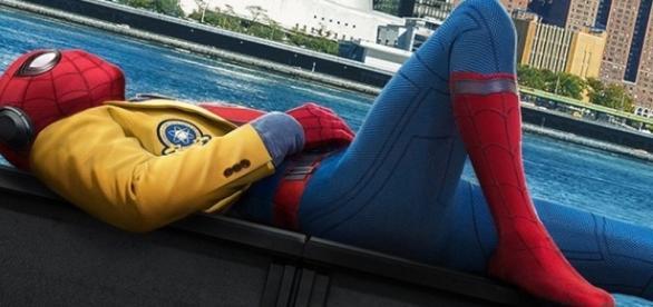 Póster de Spider-Man Homecoming