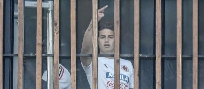 CHOC : James Rodriguez provoque un scandale en Colombie !