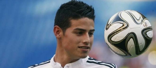 Mercato : James Rodriguez au Paris Saint-Germain