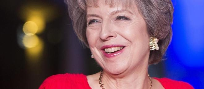 Teresa May to appear in US Vogue