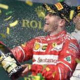 Ferrari volvió al triunfo de la mano de Sebastian Vettel