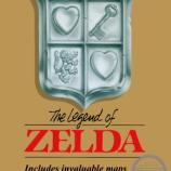 Portada del cartucho: The Legend of Zelda