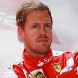 Sebastian Vettel, quattro vittorie in Ferrari come Fangio, Surtees, Regazzoni ed Irvine