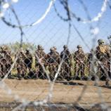 Wer flüchtet, wird verhaftet: Ungarn nimmt ab sofort Migranten ... - watson.ch