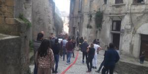 Centro storico di Cosenza, via Messer d'Andrea