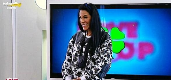 Andreia Machado foi concorrente do Love on Top