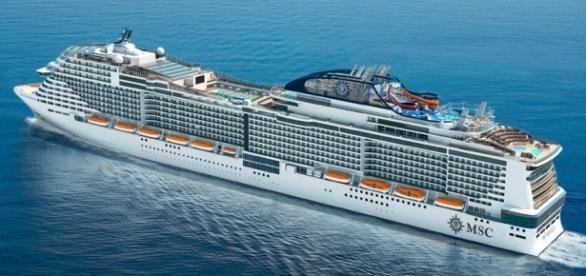 La nuova ammiraglia MSC Meraviglia