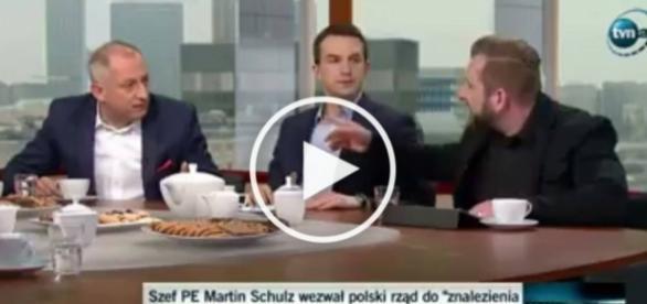 """Piotr """"Liroy"""" Marzec masakruje słownie posłów PO i Nowoczesnej!"""