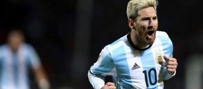 L'Argentine privée de Messi pour les 4 prochains matchs