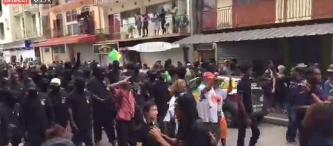 Grève en Guyane : L'économie tourne au ralenti