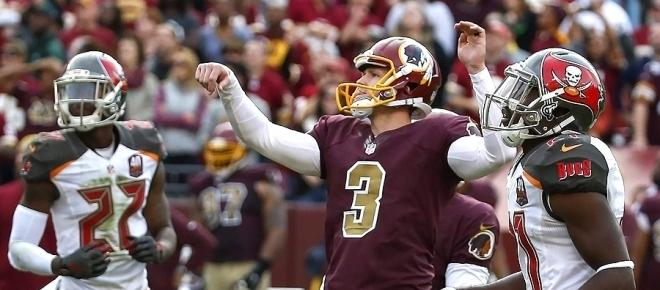 Redskins proposal to reward kickers for accuracy rejected