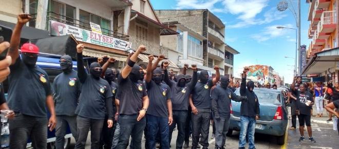 Guyane : La grève bat son plein