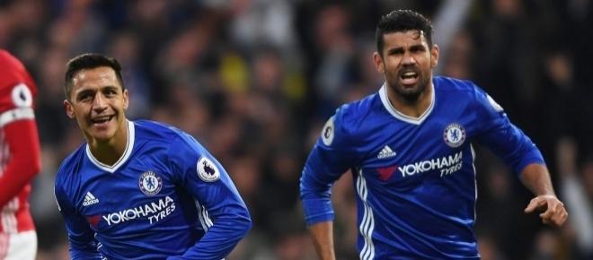 Chelsea make Arsenal's Alexis Sanchez top transfer target