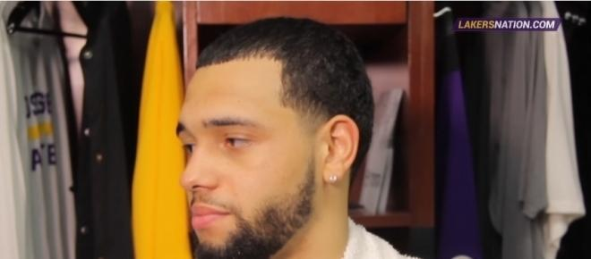 Tyler Ennis happy to be given opportunity to play by Los Angeles Lakers