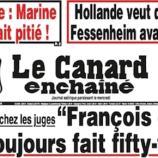 Cette élection présidentielle tourne aux affaires de famille (Fillon, Le Pen) pour le Canard enchaîné