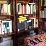 Il divano dell'analista più famoso d'Italia