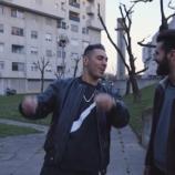 Marracash racconta alcuni aneddoti relativi al video di 'Bada Bum Cha Cha'
