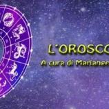 Oroscopo setimanale dal 2 all'8 aprile 2017