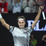 Roger Federe, 18 volte vincitore di un torneo del Grande Slam