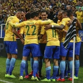 Il Brasile ai Mondiali di Russia, ora è ufficiale