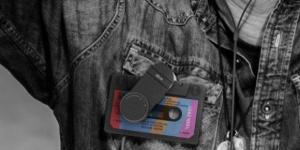 El reproductor portátil pretende traer nuevamente las cintas magnéticas al ruedo