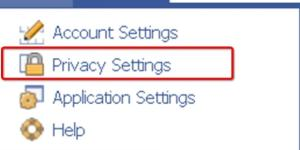 Facebook, la vera privacy non esiste
