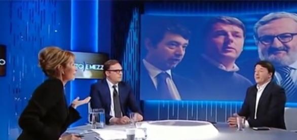 Matteo Renzi, candidato alla segreteria del PD