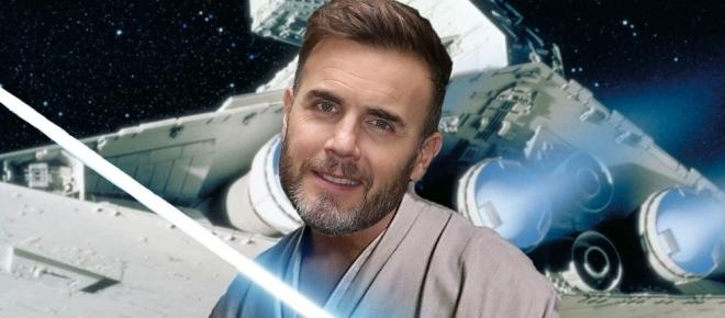 Gary Barlow cast in new 'Star Wars' movie - and not as a Stormtrooper