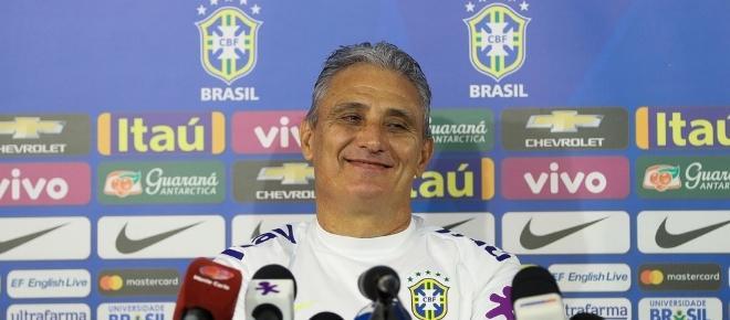 Seleção brasileira é a primeira classificada para a Copa do Mundo de 2018