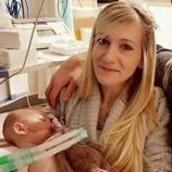 Médicos esclarecem que o bebé tem uma doença extremamente rara sem cura