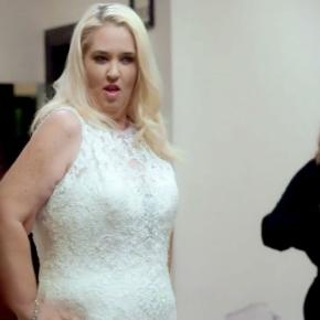 Source Youtube Wochti. Mama June looks like Kate Gosselin says Youtube watchers