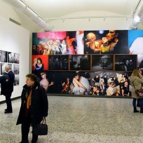 Una location della mostra di Torino