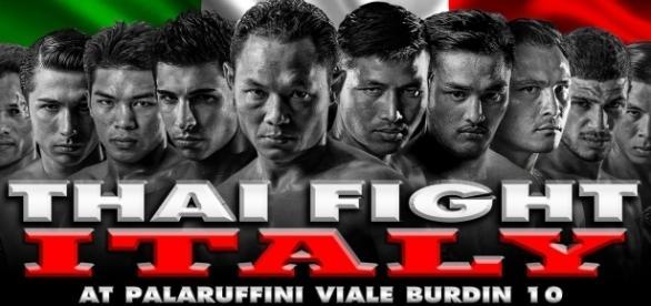 Sabato 27 maggio al Palaruffini lo spettacolo del Muay Thai.