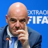 El sueño de Infantino de tener 48 selecciones en un Mundial, toma forma