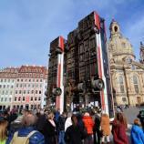 Monument - Dresden | Syrian War Memorial by Manaf Halbouni ... - flickr.com