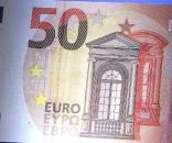 Arriva la nuova banconota da 50 euro sarà ancora più sicura.