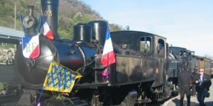 Grâce à Keber Rossillon, le train à vapeur de l'Ardèche est devenu un moteur du tourisme