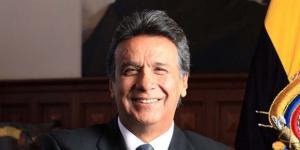 Lenín Moreno, nuevo presidente ecuatoriano