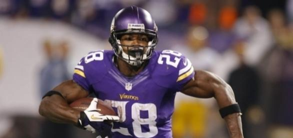 Adrian Peterson and the Redskins? - riggosrag.com