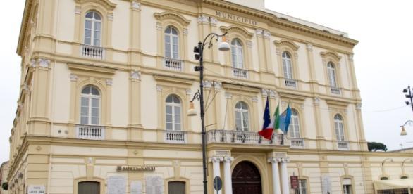 Palazzo De Fusco, il municipio