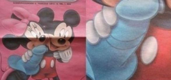Walt Disney unterschwellige Botschaften