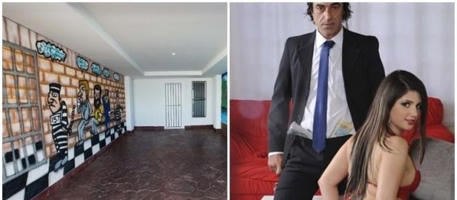 Operação Lava Jato vira filme pornô e suíte luxuosa em motel