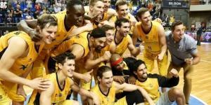 CB Canarias hizo historia al clasficiarse por primera vez para la Final Four de la Champions