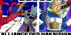 L'alliance des Haikaishins, les dieux de la destructions contre l'univers 7 !