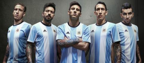 Selección Argentina. Foto Gentileza Taringa.net