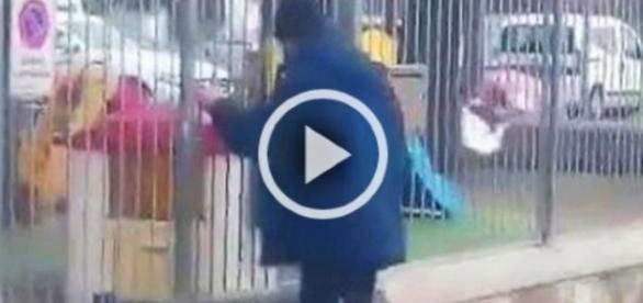 Caso Roberta Ragusa, video del marito condannato in un asilo pubblicato sul sito del Corriere della Sera