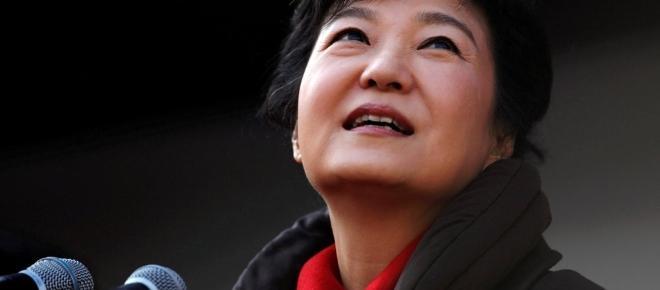 Korean president dismissed, arrested for corruption